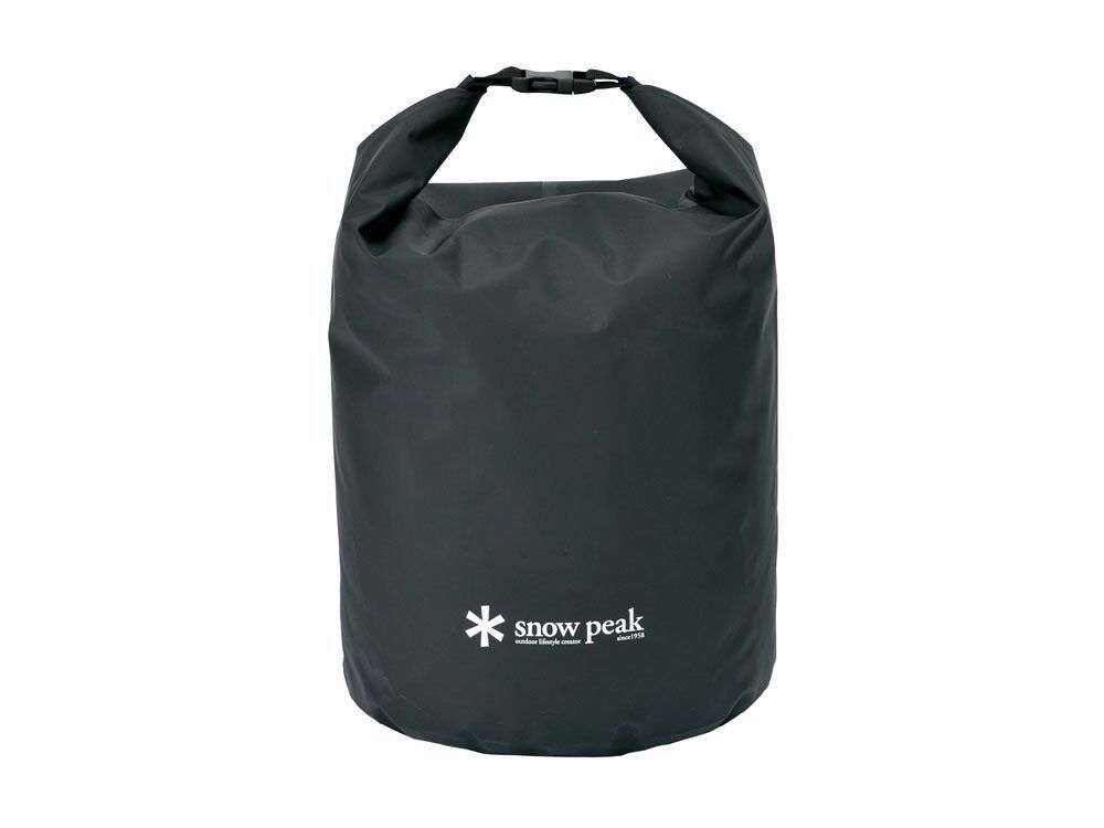 Snow peak Bag UG-435 Barrel Bag peak S 20L Camping Item NEW F/S Japan from b2dacc
