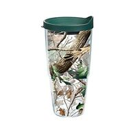 Tervis 1159380 Tumbler With Hunter Green Lid, 24-ounce, Camo Hardwoods Knockout, on sale