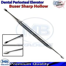 Dental Buser Sharp Elevators Surgical Reflecting Retracting Implant Periosteal