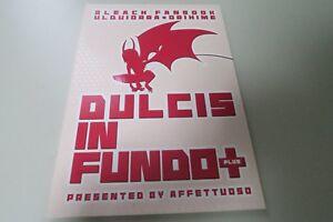 Bleach-Doujinshi-Ulquiorra-X-Kabusecha-A5-50pages-Affettuoso-Dulcis-IN-Fundo