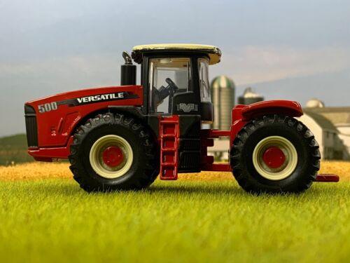 1//64 ERTL VERSATILE 500 4WD SINGLE WHEEL TRACTOR