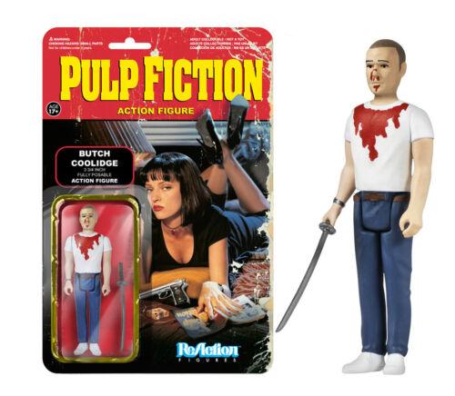 "PULP Fiction sang splattered Butch Coolidge 3,75 /""réaction figure Funko"
