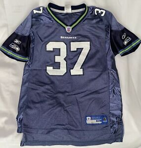 Details about Shaun Alexander Reebok Authentic Seattle Seahawks Jersey - YOUTH XL