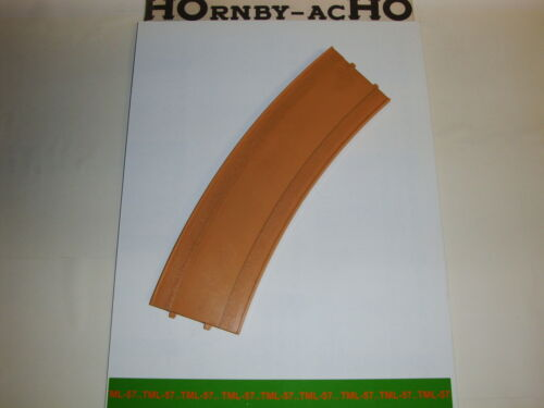 lot de 6 Voie HORNBY ACHO Element de Pente Courbe Ref 675-9 pour 6750 6800