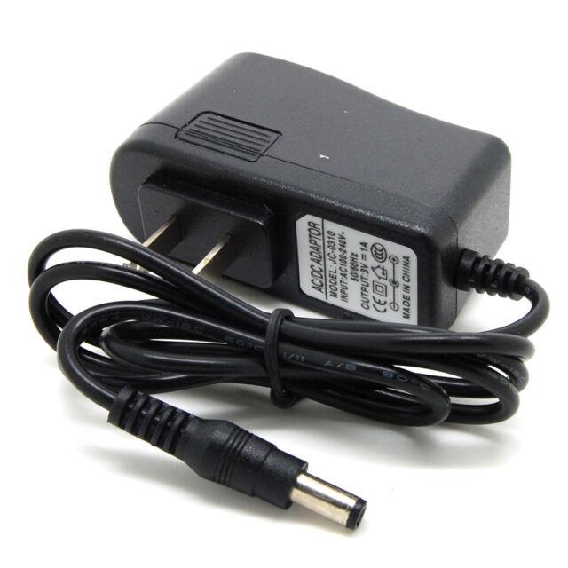 US Plug AC 100V-240V To DC 3V 1A Output Power Supply Adapter Charger converter