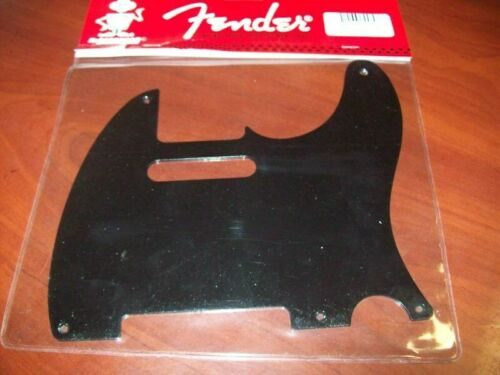 099-2019-000 BLACK Genuine Fender /'52 Tele 5-Hole Pickguard NEW