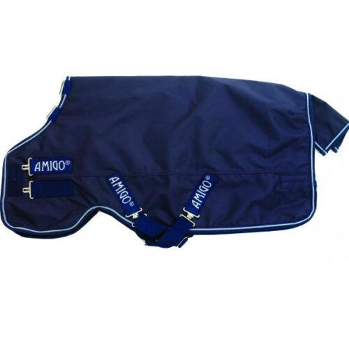 Horseware Amigo Bravo 12 Hiver Couverture 400g pluie couverture outdoordecke pâturage couverture top
