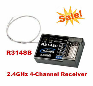 R314SB-FHSS-4-Channel-2-4-GHz-Receiver-for-Futaba-4PX-4PXR-4PLS-T3PV-RC-Car-Part