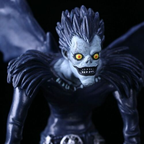 New Death Note Ryuk PVC Action Figure Anime Collection Model Toy Dolls 18CM