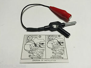 Spark Tester For Briggs Stratton Engines Genuine Parts Lawnmower