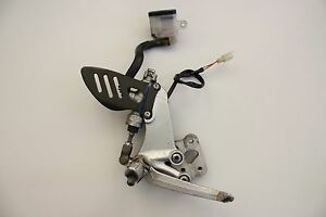2007-SUZUKI-GSXR-750-FRONT-RIGHT-SIDE-FOOTREST-ASSEMBLY-298999