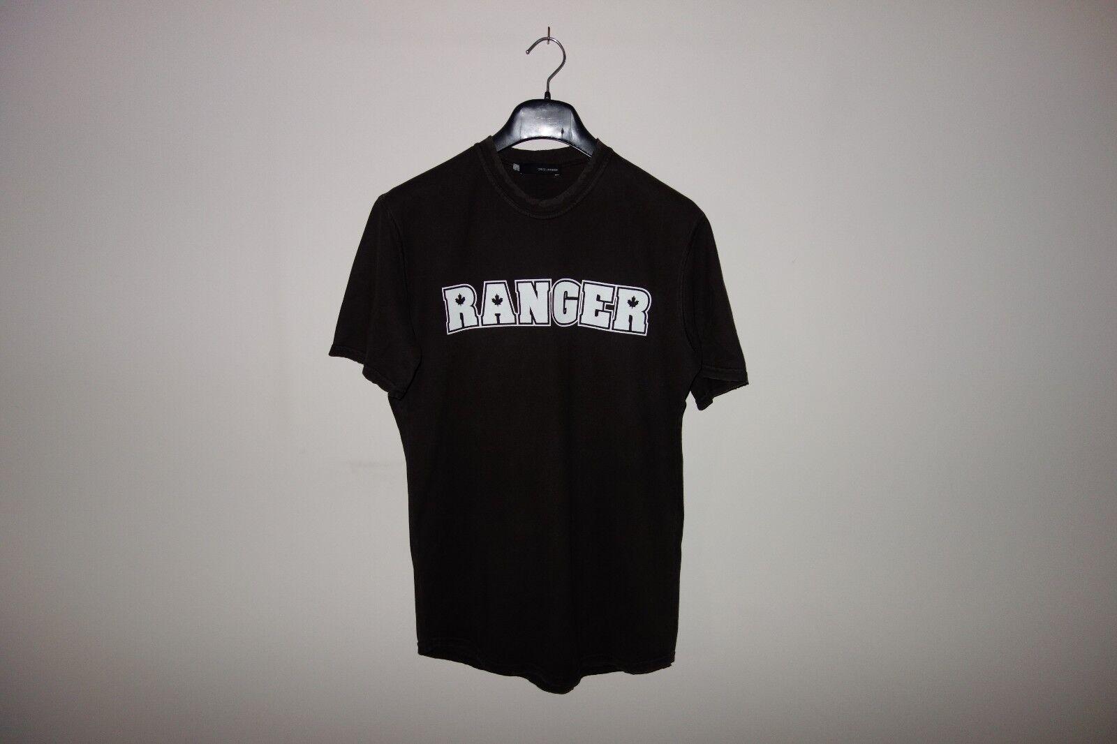 DsquaROT² Runway RANGER T-shirt L FW/04-05 71XM288 Made in , RARE