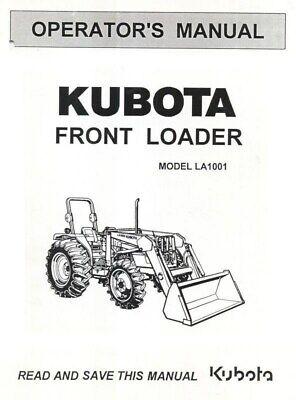 Business & Industrial Kubota LA480 LA480C LA680 Front Loader ...