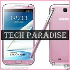 Stylet Stylus Spen pour for Samsung Galaxy Note 2 GT N7100 SCH SGH Rose Pink