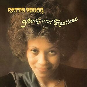 Retta-Young-Young-amp-Restless-New-Vinyl-LP-UK-Import