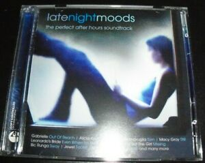 Late-Night-Moods-Macy-Gray-Tori-Amos-Sam-Brown-Eurythmics-Various-2-CD-Like