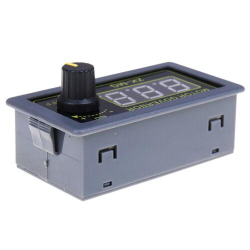 5-30V 5A PWM DC Motor Drehzahlregler Digital Dncoder Duty Ratio RrequencyW *de