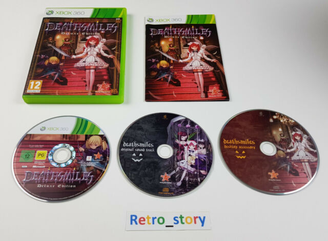 Microsoft Xbox 360 - Deathsmiles Deluxe Edition - PAL