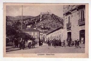 Cartolina-postcard-CASSINO-Frosinone-Rione-Ponte