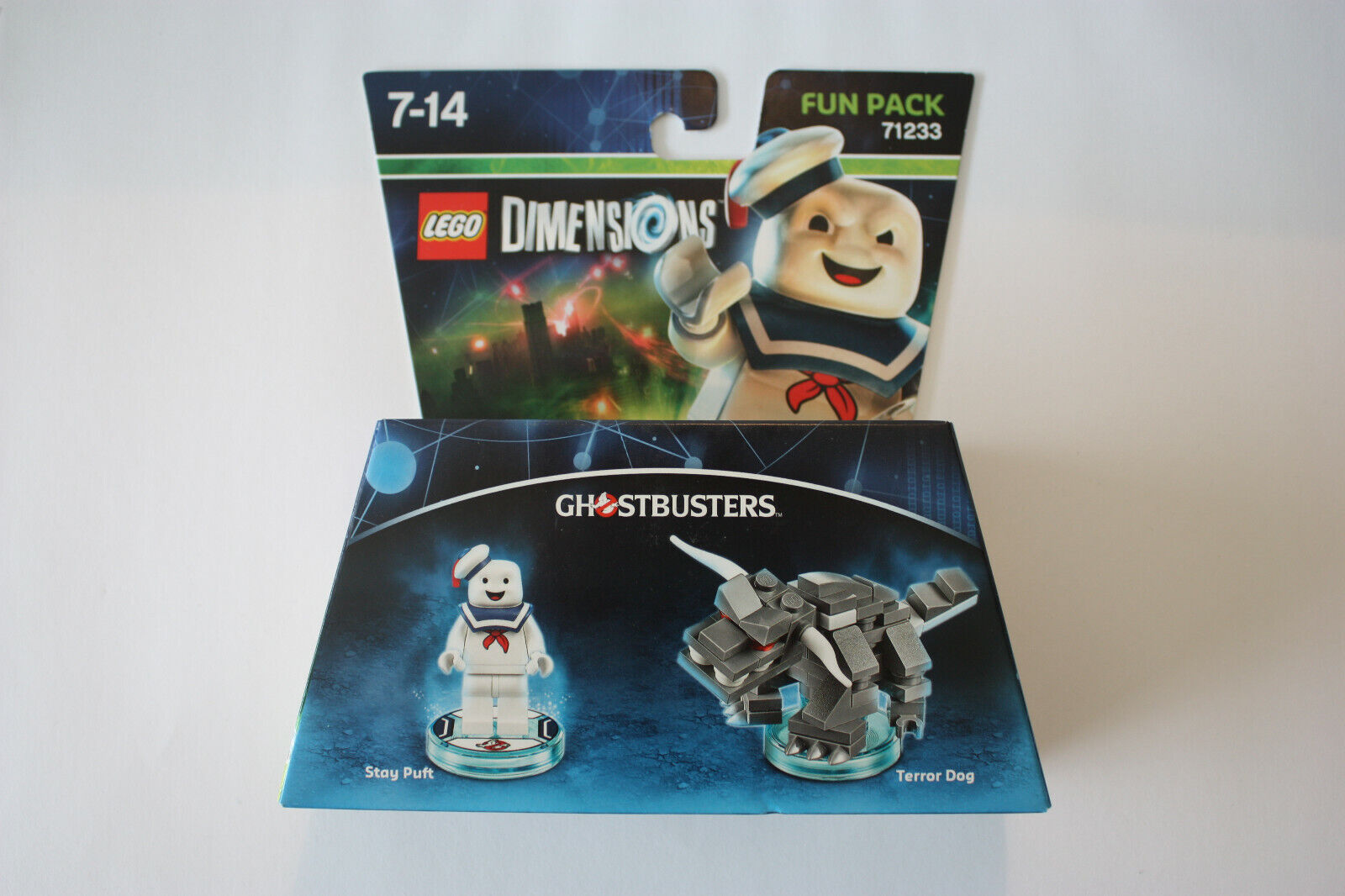 Lego DiSiesions 71233  Ghostbusters  Stay Puft  Marshmallow Man  Neu + OVP