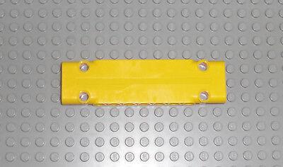 LEGO® 1 x Technic Panel Plate 3 x 11 x 1 gelb NEU #15458