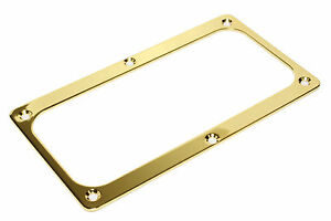 gold plated metal bass pickup mounting ring for gibson thunderbird bass guitar ebay. Black Bedroom Furniture Sets. Home Design Ideas