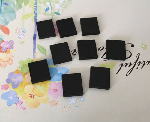 10 (TEN) BLANKS, Black  Scrabble Tiles Letters, Individual, A to Z in Stock!