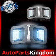 Dodge RAM 03-15 Truck 6K White LED illumination License Plate Replacement Lights
