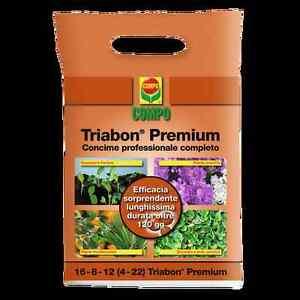Concime-profess-COMPO-TRIABON-Premium-4-kg-fiori-prato-120-giorni-lento-rilascio