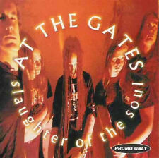 AT THE GATES – Slaughter Of The Soul  CD (Earache, 1995)  *megarare promo