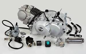 POLINI 125 Dirt Bike Pit Moteur complet pour Lifan YX XP4
