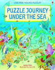 Puzzle Journey Under the Sea by Puzzle journeys, Lesley Sims (Paperback, 1998)