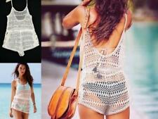bedb54d07eb3 item 3 new sold out new Victoria s Secret L crochet romper white beach swim  cover up -new sold out new Victoria s Secret L crochet romper white beach  swim ...