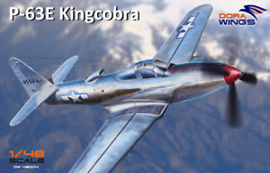 Dora Wings 1 48 Bell P-63e Kingcobra  48004