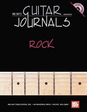 MEL BAY's Guitar scritture contabili: ROCK