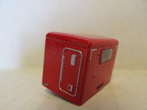 DCP 1//64 SCALE  PETERBILT RED  FLAT TOP  SLEEPER