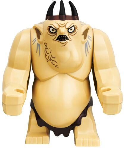 Figur Minifig Herr der Ringe LOTR Troll 79010 Goblin König King LEGO Hobbit