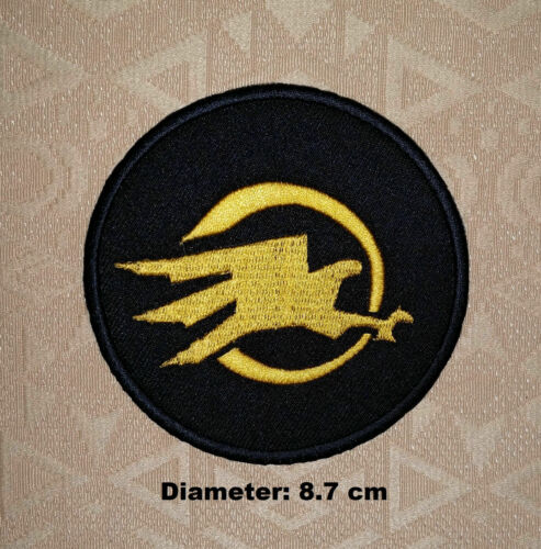 Command /& Conquer Eagle NOD Brotherhood Iron-on Embroidered Patch Logo GDI