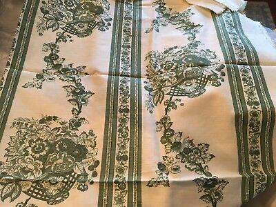 Sister Parish Auchincloss Linen Fabric