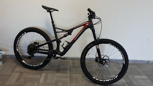 Specialized-Stumpjumper-FSR-Expert-Carbon-650B-carb-red-wht-150mm-size-L