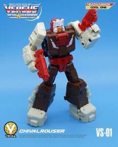 Transformers Mechfanstoys Vecma Toys Vs01 Chivalrouser G1 Chromedome Pls C Notes Ebay