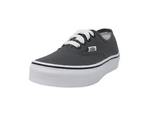 VANS Shoes Authentic Pewter Gray Youth