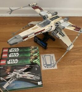 Lego Star Wars 10240 Red Five X-Wing StarFighter Set with Instructions/ extras | eBay