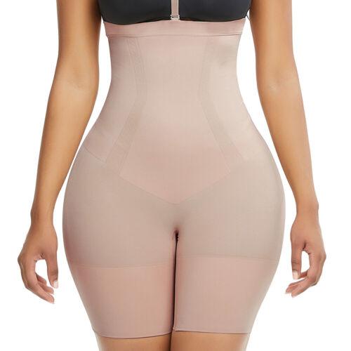 Women Butt Lifter Enhancer Shaper Panty High Waist Tummy Control Girdle Shapwear