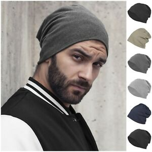 Beanie-Hat-Skater-Ski-Sports-Cycling-Cotton-Beanie-Skull-Cap-Hat-Winter-Stretch