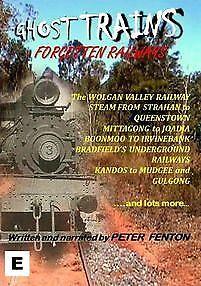 GHOST TRAINS ~ Forgotten Railways ~ Peter Fenton