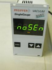 Pfeiffer Tpg 261 Singlegauge Single Channel Measurement Amp Control Unit Ptg28031