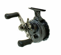 Eagle Claw Inline Ice Reel With Smooth Teflon Drag, For Ice Fishing Ecilir