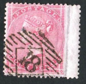 Royaume-uni-N-18-VICTORIA-FOUR-PENCE-USED-CV-80