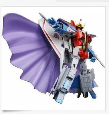 Transformers Masterpiece MP11 Starscream G1 Leader Class Action Figures Toy#